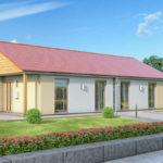 bungalow 45er Komfort - außen